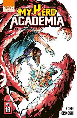 My Hero Academia T18