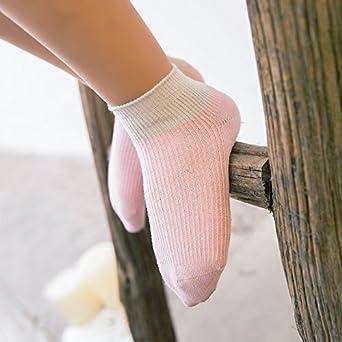Baby Girl Socks New Born Infant Toddler Cotton Crew Socks Sock Set 5 Packs 1-5t