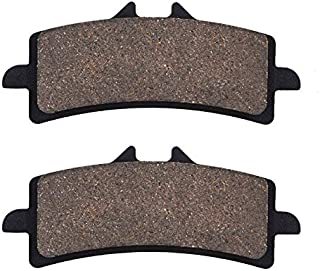 Motorcycle Front And Rear Brake Pads For Ducati Diavel Dark/Strada 2013-2015 (Front)