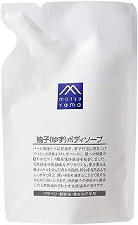 M-mark 柚子(ゆず)ボディソープ 詰替用