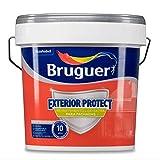 Bruguer Exterior Protect Revesimiento exterior Liso Extra Blanco 4 L