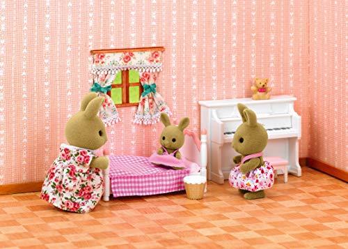 SYLVANIAN FAMILIES Juego de dormitorio para muñecas, Multicolor (EPOCH 5162)