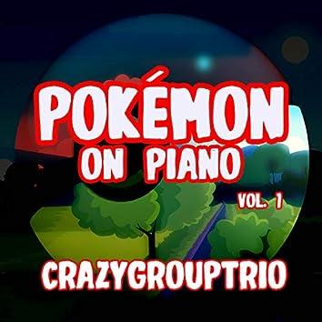 Pokémon: On Piano, Vol. 1