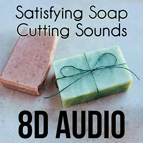 Scratching Soap with Paper Cutter - Triggers for Deep Brain Tingles