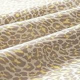 MIRABLAU DESIGN Stoffverkauf Baumwolle Voile Leopardenprint