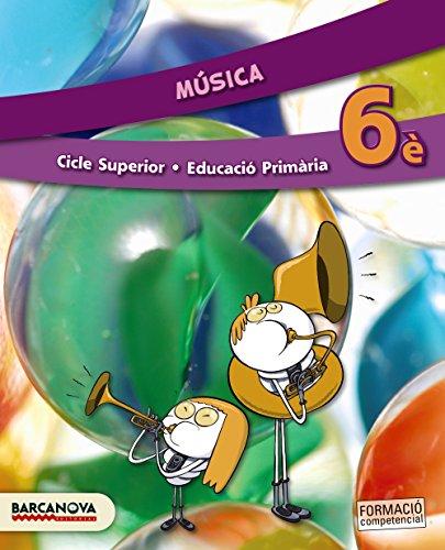 Música 6è CS. Llibre de l ' alumne (ed. 2015) (Materials Educatius - Cicle Superior - Música) - 9788448935436