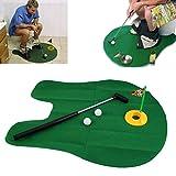HQ Funny Potty Toilet Time - Mini Tappetino da Golf