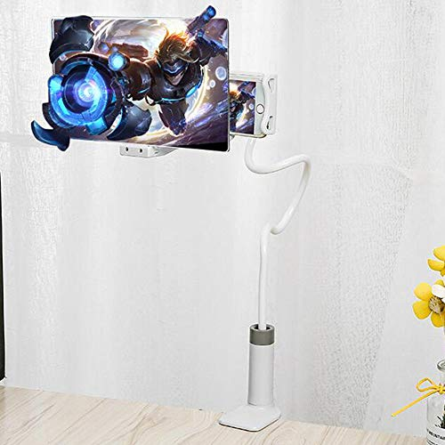 Stereoscopische Telefoonscherm Vergroter, Draagbare Video Screen Vergrootglas Blu-ray 360 ° Verstelbare Scherm Versterker Vergroter-8''inch
