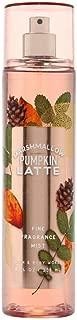 Bath & Body Works Marshmallow Pumpkin Latte Fine Fragrance Mist, 8 Ounce