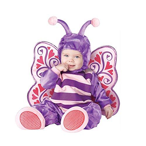 PerGrate - Disfraz de Halloween para bebé, diseño de animales, 03, 90
