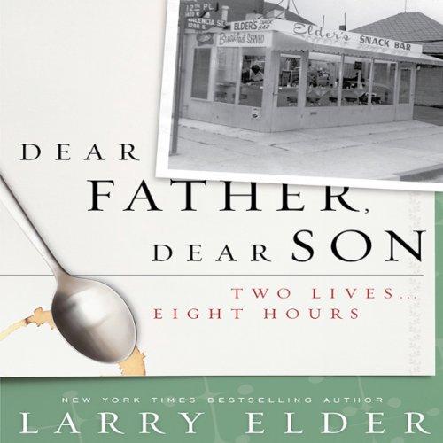 Dear Father, Dear Son audiobook cover art