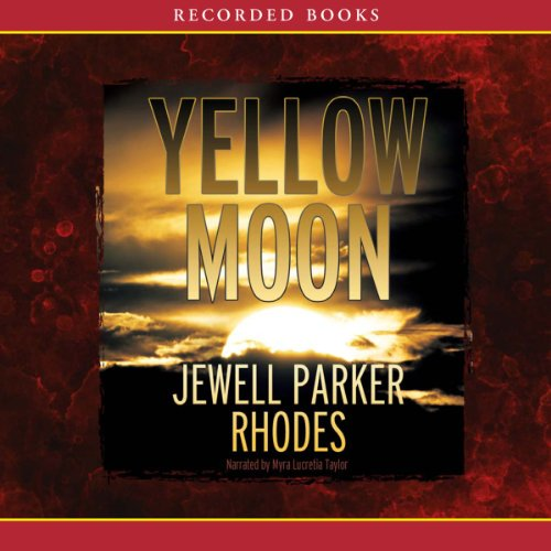 Yellow Moon audiobook cover art