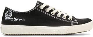 Maison Margiela Luxury Fashion Womens S58WS0110P1875T8013 Black Sneakers |