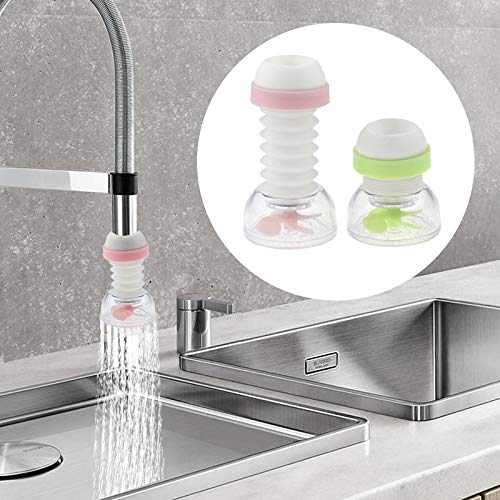 Why Choose Kitchen Faucet Kitchen Faucet 360 Adjustable Water Filter Diffuser Water Saving Nozzle Fa...