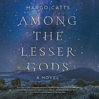 Among the Lesser Gods audiobook cover art