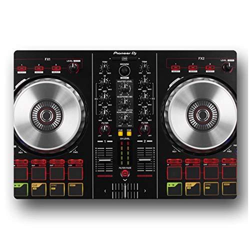 wzgsffs Pioneer DJ Controller Ddj-Sb2 Cartel De Chapa De Metal Pin Up Cartel De Metal Cartel De Metal E Impresiones Arte De La Pared Impresión En Lienzo Inicio-24X32 Pulgadas X 1 Sin Marco