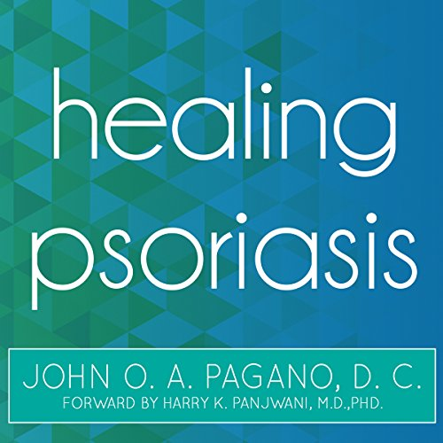 Healing Psoriasis audiobook cover art