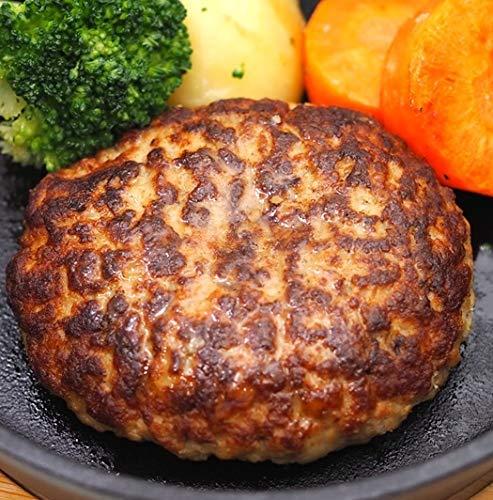 [スターゼン] 訳あり 国産牛肉 豚肉 合挽 ハンバーグ 30個 3kg (6個×5パック) わけあり 冷凍食品 国内製造 業務用 冷凍