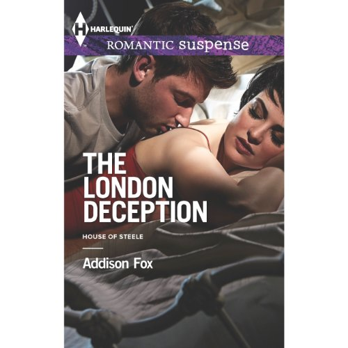 The London Deception audiobook cover art