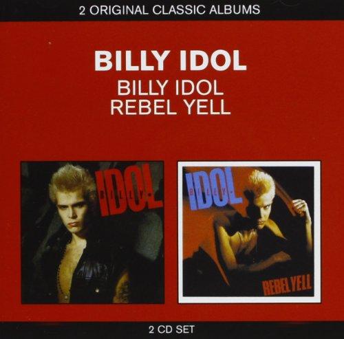 Billy Idol, Rebel Yell (Box 2Cd)