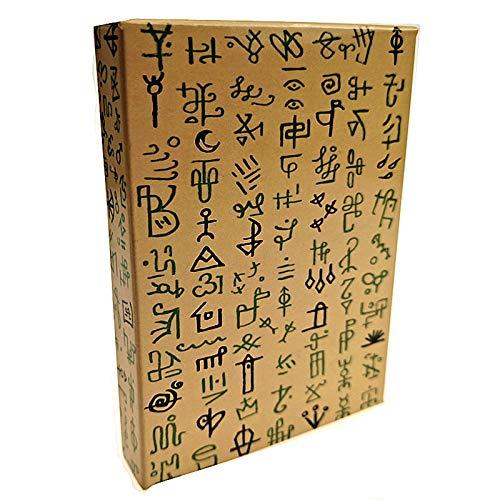 40pcs Tarot Cards Full English, Green Glyphs Lenormand Tarot, Tarot Card Deck, Tarocchi Tarotology Universal Waite Tarot Divination