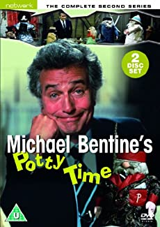 Michael Bentine's Potty Time - The Complete Second Series