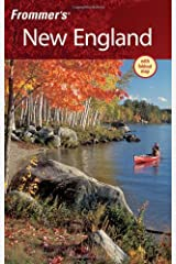 Frommer's New England (Frommer's Complete Guides) Paperback