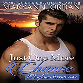 Just One More Chance audiobook cover art