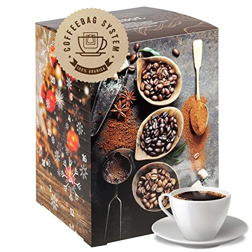 Corasol Premium Flavoured Coffee Kaffee-Adventskalender XXL 2021
