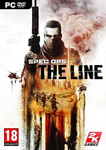 Spec Ops: The Line (GOTY Edition) (PC DVD)