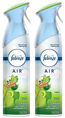 Febreze Odor-Eliminating Air Freshener with Gain Original Scent - 8.8 fl oz
