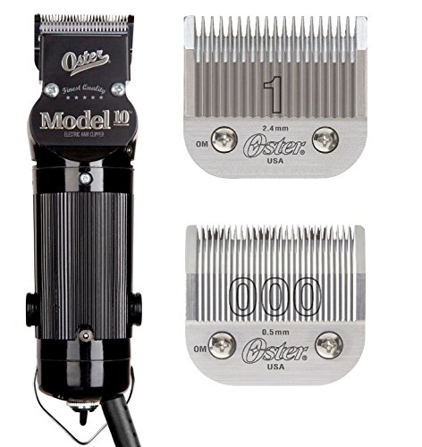 Oster Model 10 Classic Professional Barber Salon Pro Hair Grooming Clipper With...