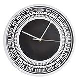 HOMEA 6HOR005NR - Reloj de Pulsera, Color Negro, pequeño
