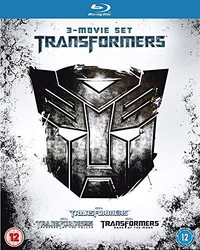[UK-Import]Transformers 1-3 3 Disc Box Set Blu-Ray