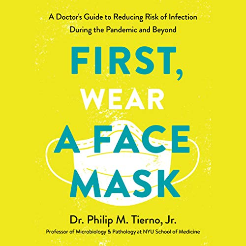 First, Wear a Face Mask  By  cover art