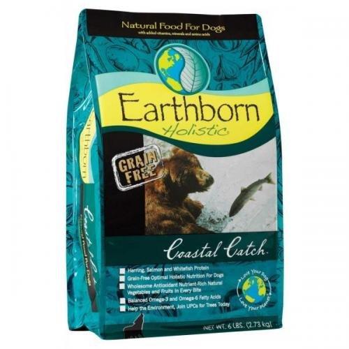 Earthborn Holistic Coastal Catch 2,5 kg, Hundefutter, Trockenfutter