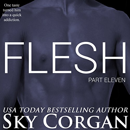 Flesh: Part Eleven audiobook cover art