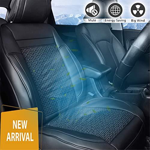 Himacar autostoel-koelkast, multifunctioneel, met verstelbare koeling, voor de zomer, voor auto, SUV, kantoor, bank, ergonomisch