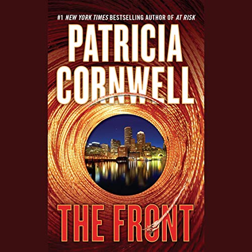 The Front Audiobook By Patricia Cornwell cover art