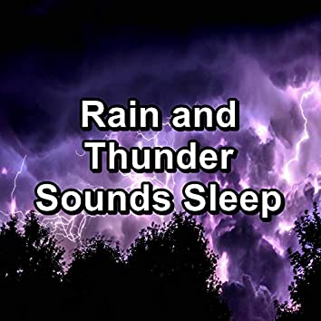 Rain and Thunder Sounds Sleep
