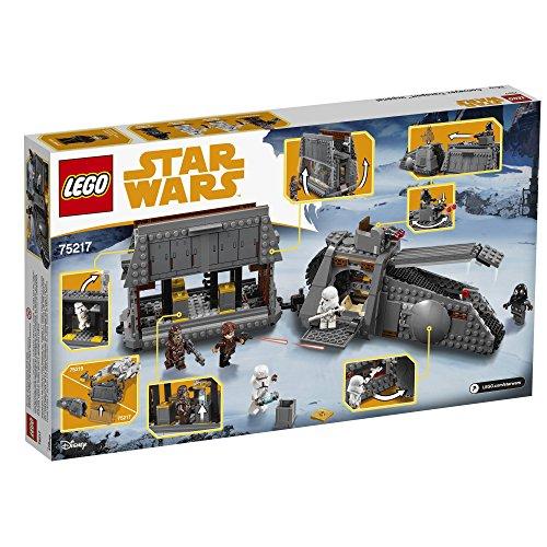 Véhicule de Transport Imperial Conveyex LEGO Star Wars 75217 - 622 Pièces - 4