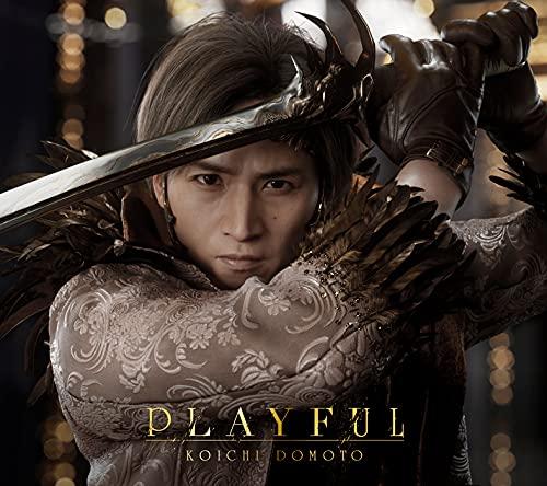 【メーカー特典あり】 PLAYFUL (初回盤A(CD+DVD)) (クリアファイルA(A4サイズ)付)