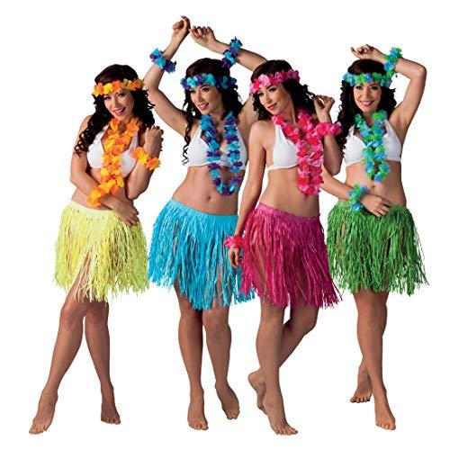 Hawaii Set (5 piece) - Assorted Colours (disfraz)