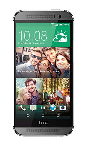 HTC One smartphones M8s Grey 4G 16GB (Single SIM, Android, Nanosim, LTE)