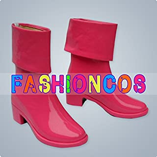 サイズ選択可女性24.5CM UD112 ONE PIECE ワンピース たしぎ コスプレ靴 ブーツ
