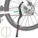 WOTEK Fahrradständer, Seitenständer Fahrrad Universal Aluminiumlegierung Fahrrad Ständer...