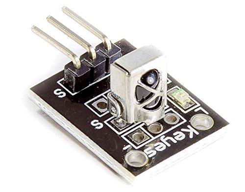 MissBirdler IR-Sensor Empfänger Modul Board Fernbedienungstester für Arduino Raspberry Pi