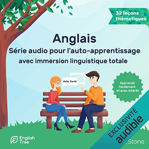 Couverture de Anglais Série audio pour l'auto-apprentissage