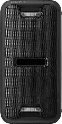 Sony GTKXB7B.CEK High Power One Box Music System with Lighting Effects - Black by Sony