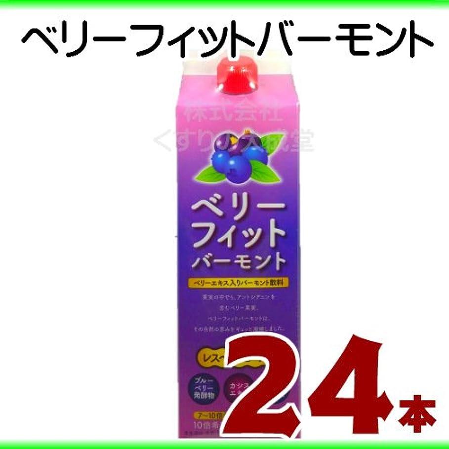 十分な導出生産性ベリーフィットバーモント 24本 日新薬品 ベリーフィット バーモント 7‐10倍希釈